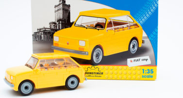 COBI 24530 Fiat 126p im Review