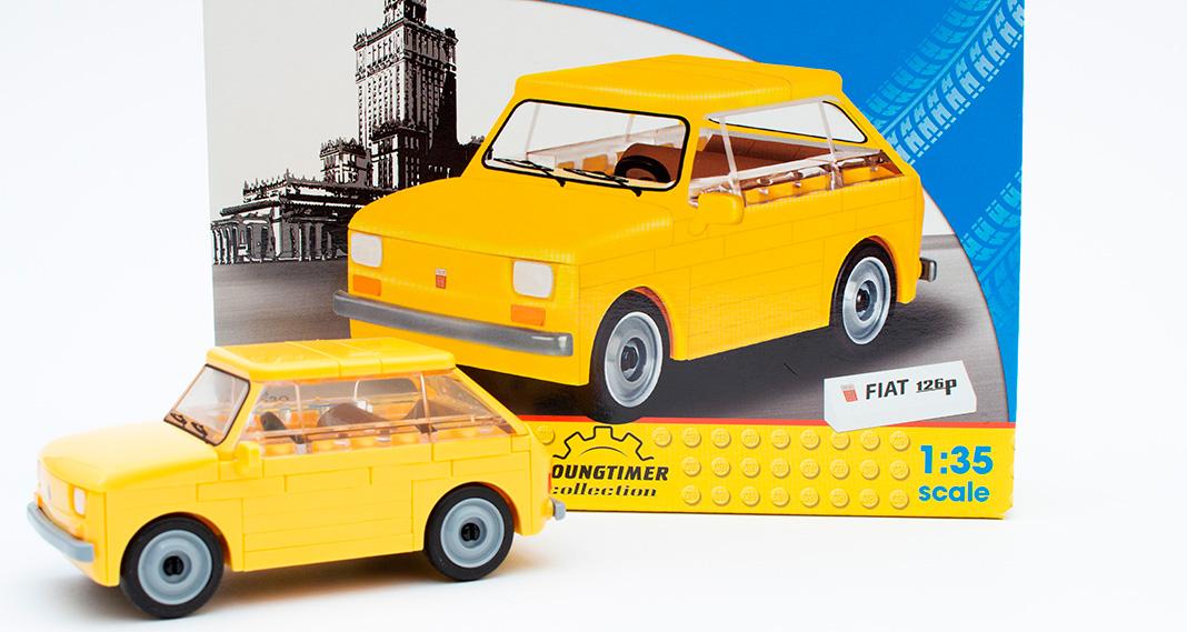 COBI 24530 Fiat 126p im Review
