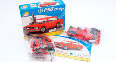 COBI 24544 - FSO 125P im Review