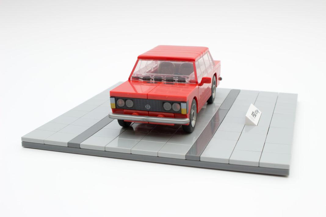 Wie immer nur Prints beim COBI-Modell