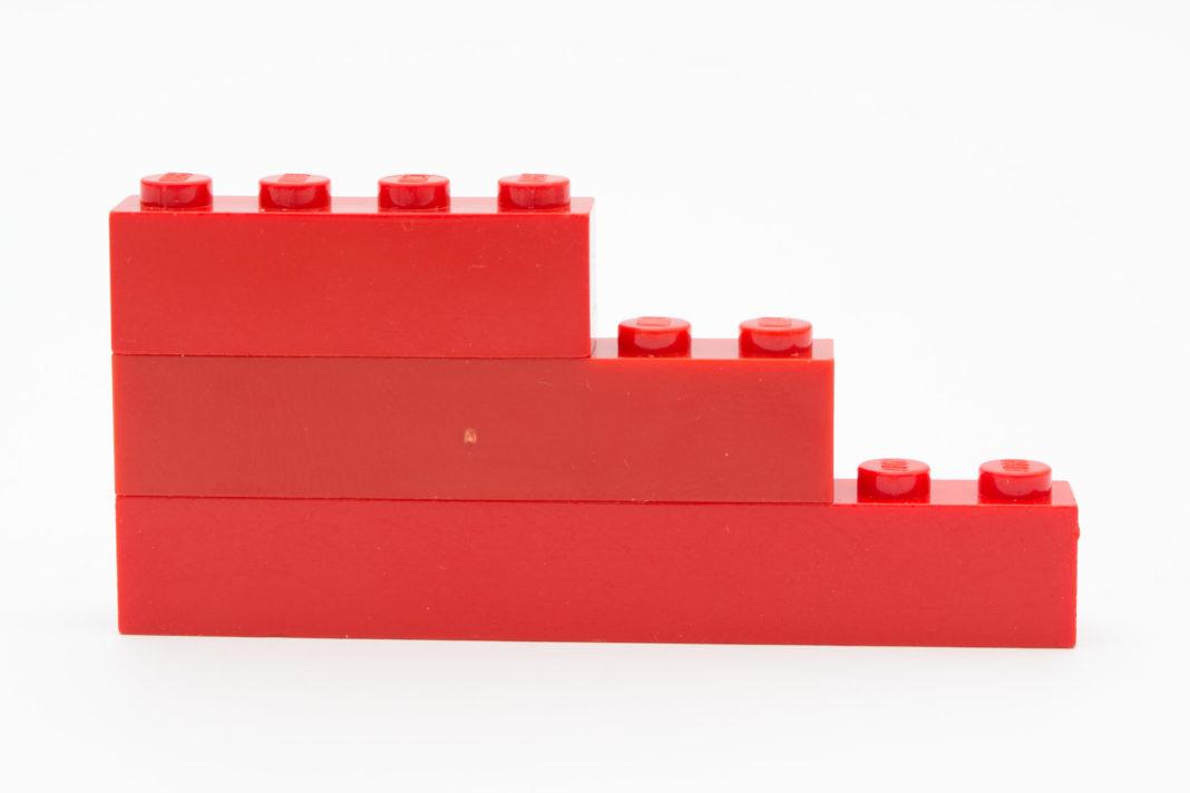 Auch dieses Mal sind die Farben nicht LEGO-kompatibel