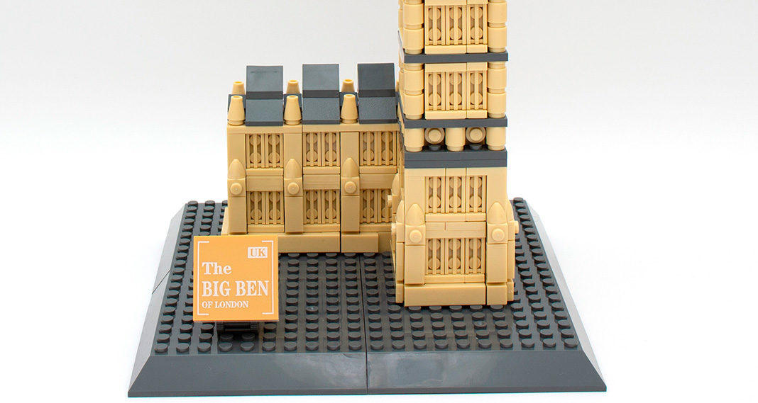 WANGE Architect 7012 - The Big Ben Of London im Review