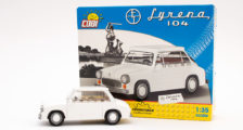 COBI 24537 – FSO Syrena 104 im Review