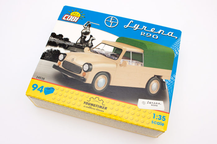 COBI 24538 - FSO Syrena R20 im Review