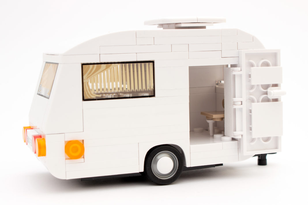 Der Caravan des COBI 24590