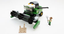 COBI 1866 Combine Harvester im Review