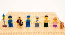 LEGOs Verhalten stößt bei Baumeistern auf wenig Akzeptanz