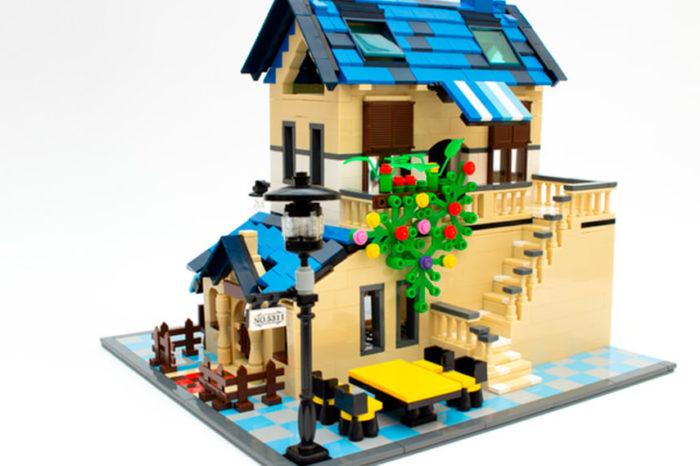 Wange 5311 Französisches Landhaus im Review