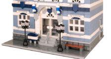 Bluebrixx: Klassische Polizeistation und Parkplatz ab sofort erhältlich