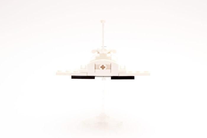 Das Space Shuttle aus der Space-Station-Reihe von Sluban