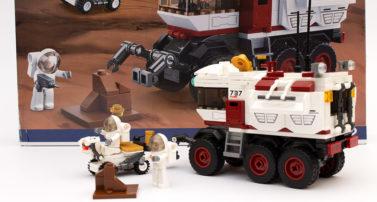 Sluban M38-B0737 Space – Erkundungsfahrzeug im Review
