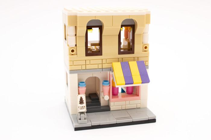 Der Cake Shop mit tollen Farben