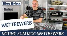 Abstimmung zum Xingbao-MOC-Bauwettbewerb bei BlueBrixx