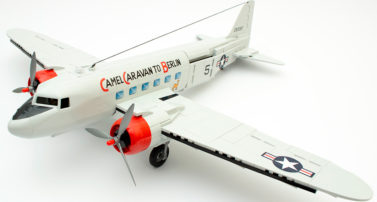 Cobi 5702 - C-47 Skytrain - Berlin Airlift im Review