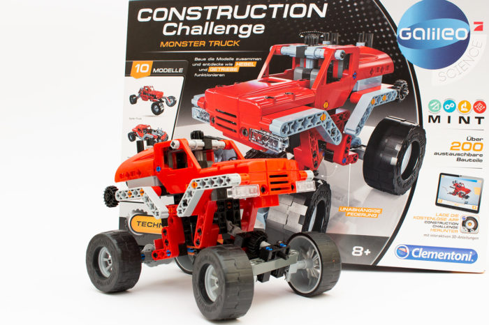 Galileo Construction Challange - Monster Truckim Review