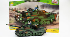 Cobi 2618 - Leopard 2 A4 Small Army im Review