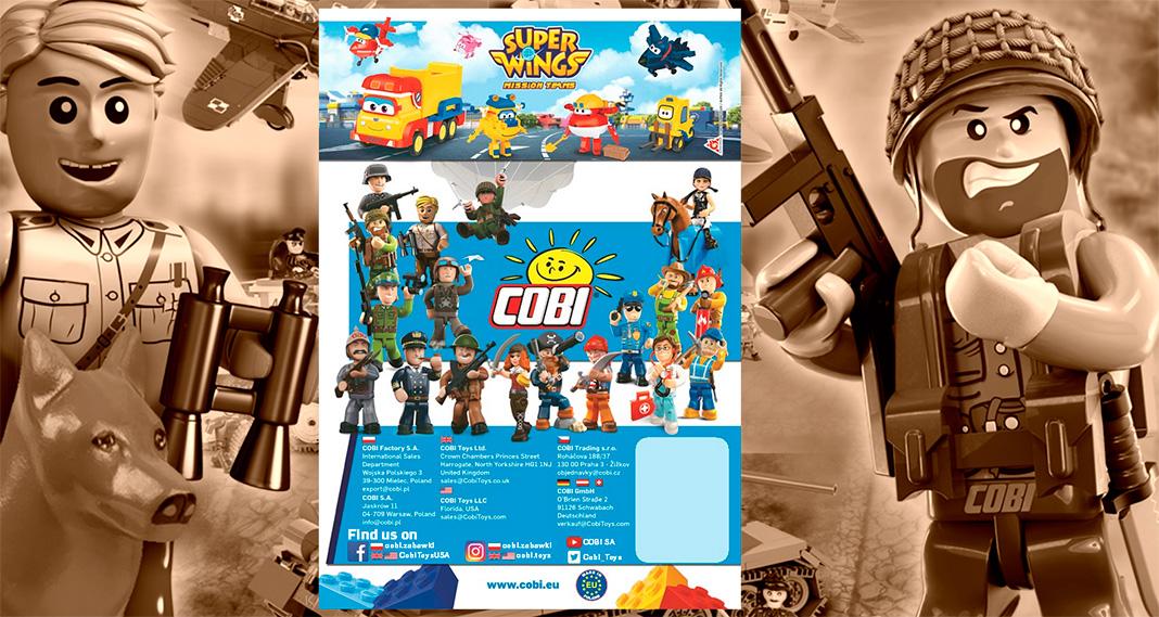 Cobi-Katalog 2019/2020 online