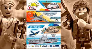 Cobi veröffentlicht neuen Katalog für 2020