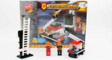 Block Tech - Feuerwehr im Review