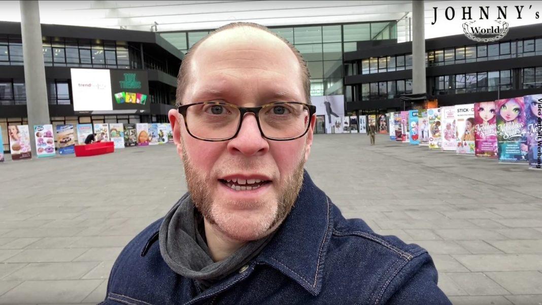 Johnny's World auf der Nürnberger Spielwarenmesse 2020