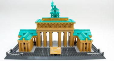 Wange 6211 - Brandenburger Tor im Review