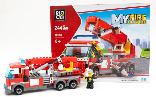 Blocki KB 8053 - Feuerwehrwagen im Review