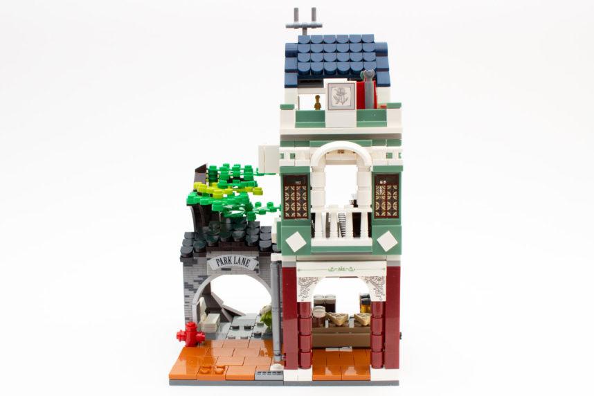 Das Modell des viktorianischen Haus ist ein kleiner Geheimtipp
