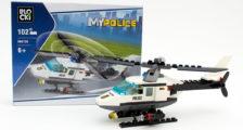 Blocki KB6729 - MyPolice Hubschrauber im Review