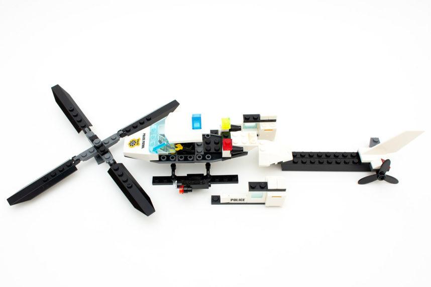Die einzelnen Komponenten des KB 6729