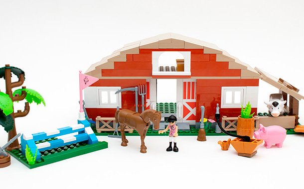 Cobi 1875 - Countryside Farm im Review