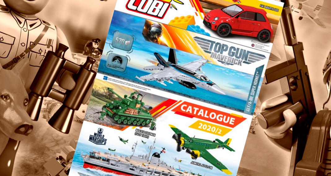 Cobi veröffentlicht zweiten Katalog für 2020