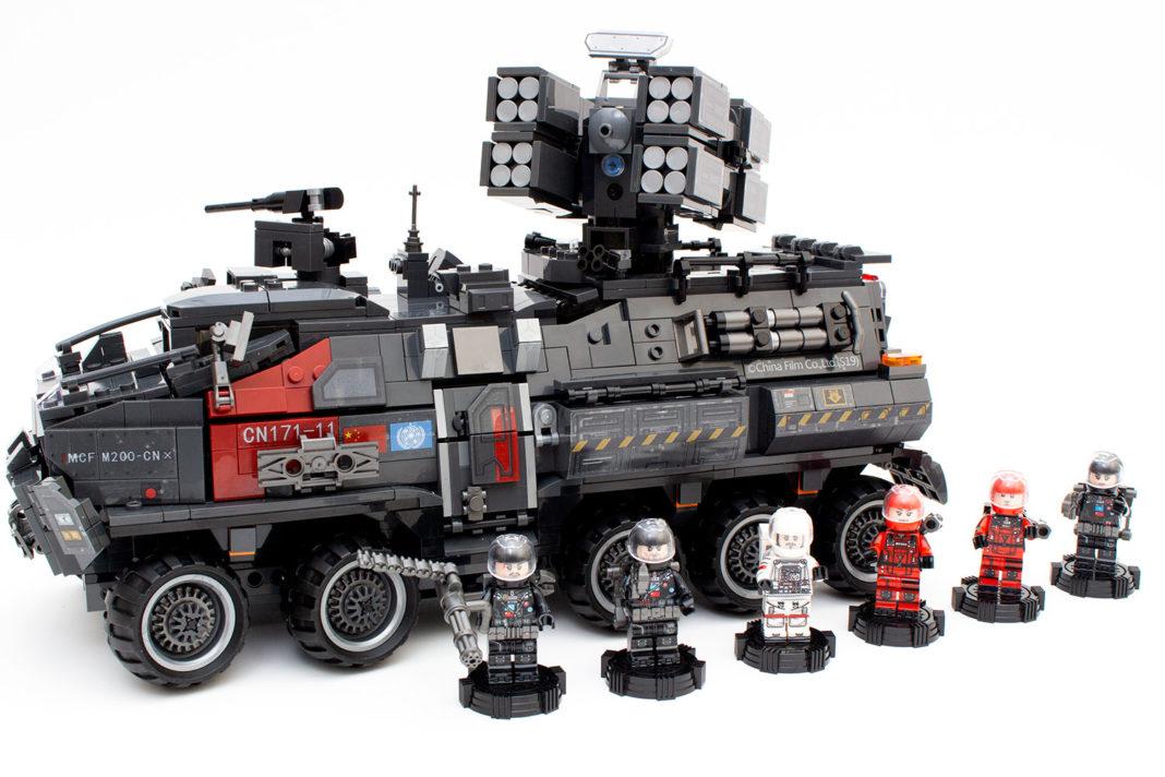 Der Military Truck (107007) von Sembo