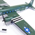 Vollendetes Werk mit der Kokarde der US Army Airforce.