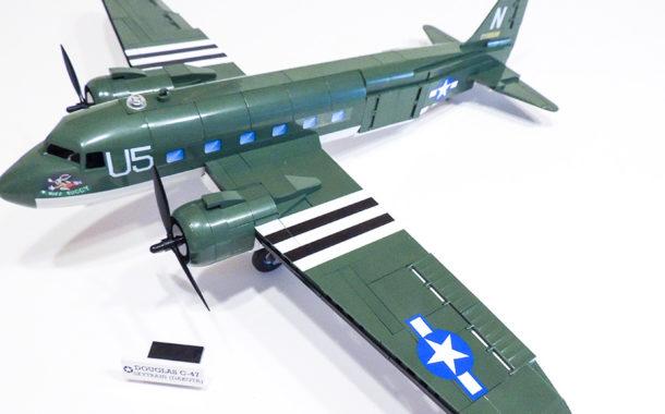 Cobi 5701 – C-47 Skytrain (Dakota) D-Day Edition