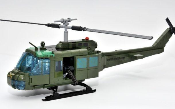 Cobi 2232 - Air Cavalry - Huey im Review