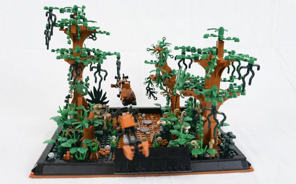 Verkaufsstart des Endor-Sets von Modbrix