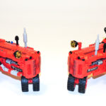 Winner 1281 / 7070 - Kleiner roter Traktor im Review