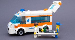 Blocki KB80510 - Krankenwagen im Review