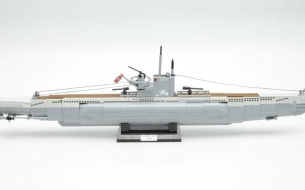 Cobi 4805 - U-Boot VIIB U-48 im Review