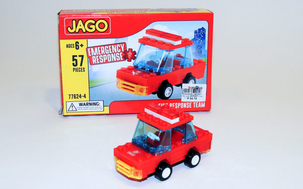 Jago 77624-4 - Fire Response Team im Review