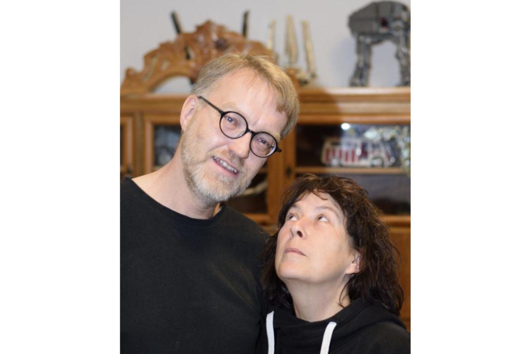 Alexandra und Maik freuen sich auf die Kundschaft