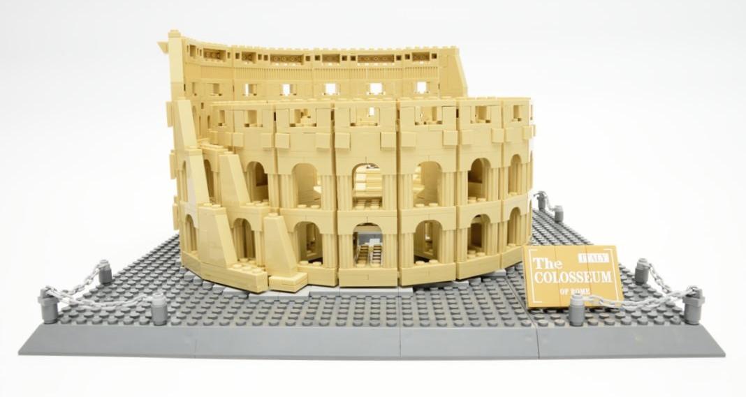 Wange 5225 – Kolosseum von Rom im Review