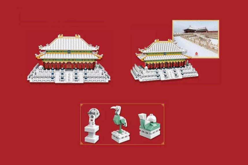 K10128: Der große Palast im Schnee