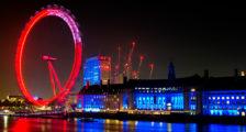Wange kündigt London Eye (6215) an