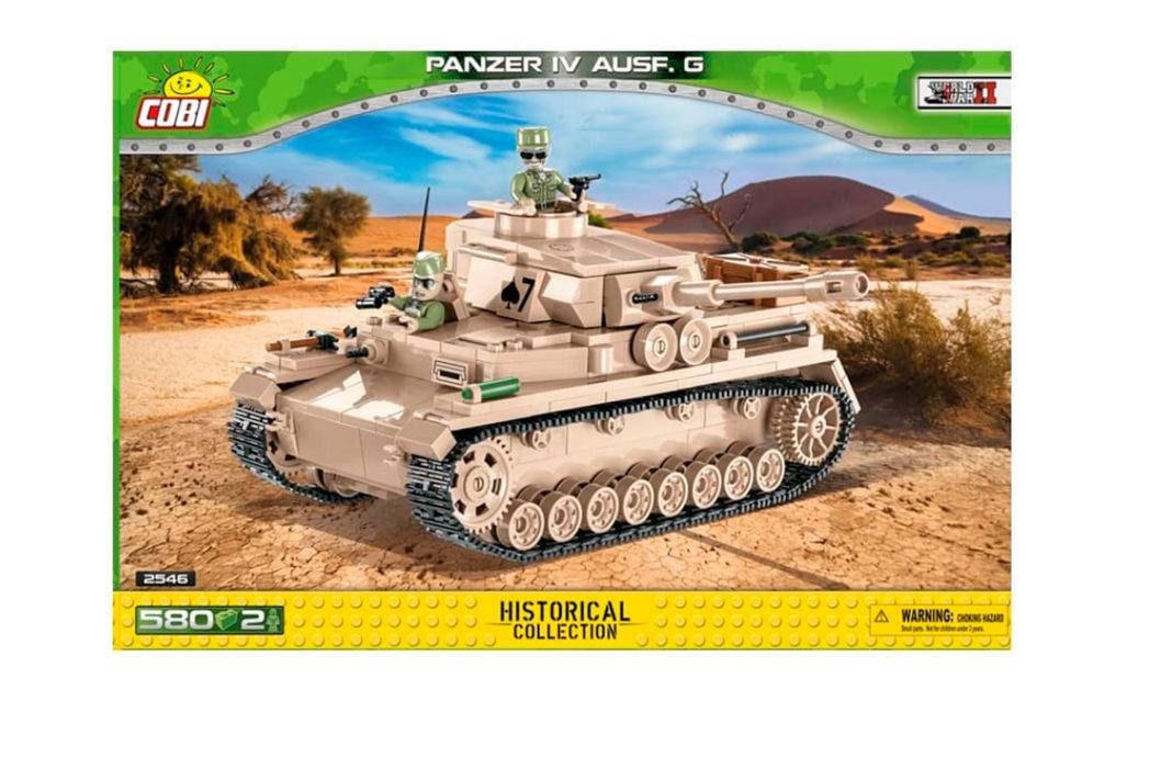 Im Mai 2021 soll der Panzerkampfwagen IV Ausführung G (2546) erscheinen