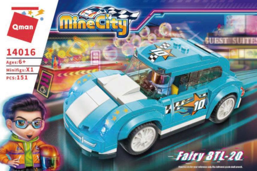 14016 - Fairy BTL-20