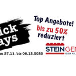 Black Brick Days bei Steingemachtes in Paderborn