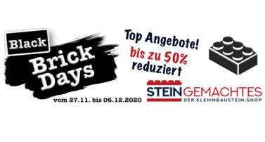 Black Brick Days bei Steingemachtes in Paderborn