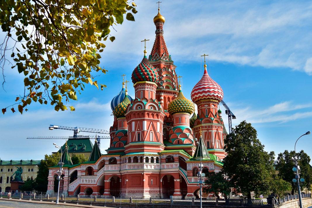 Die Originale Basilius-Kathedrale in Moskau (DigitalNConsult / Pixabay)