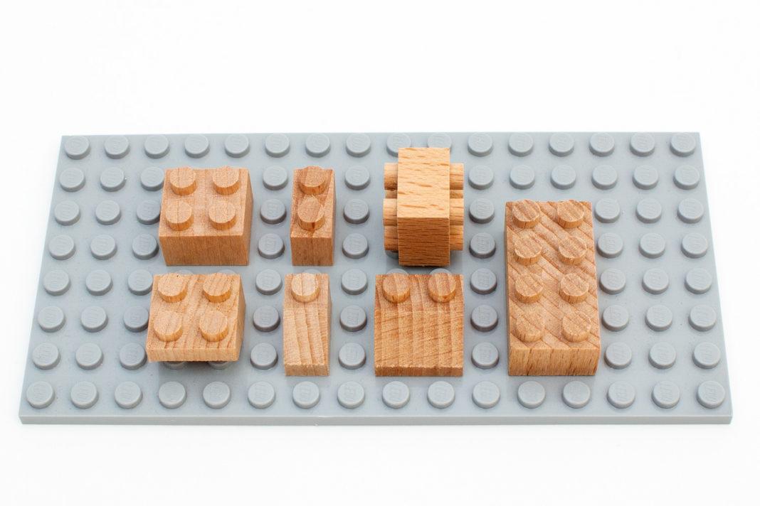 Die verschiedenen Steine sind auch mit den Steinen der Kunststoffhersteller kompatibel